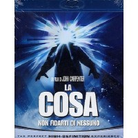 La Cosa - Kurt Russell/John Carpenter Blu Ray