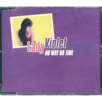 Lady Violet - No Way No Time Cd