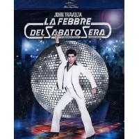 La Febbre Del Sabato Sera - John Travolta Blu Ray