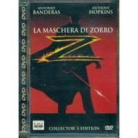 La Maschera Di Zorro - Banderas Super Jewel Box Dvd