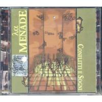 La Menade - Conflitti E Sogni Dvd + Cd