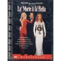 La Morte Ti Fa Bella - Bruce Willis/Meryl Streep Dvd Super Jewel Box