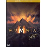 La Mummia Ultimate Edition Digipack 2 Dvd
