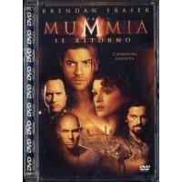 La Mummia Il Ritorno - Brendan Fraser Dvd Super Jewel Box