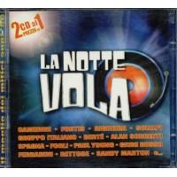 La Notte Vola - Camerini/Salerno/Rettore/Gazebo/Giuni Russo/Barbot 2x Cd