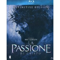 La Passione Di Cristo Definitive Edition - Mel Gibson Blu Ray & Dvd