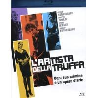 L' Artista Della Truffa - Donald Sutherland Blu Ray