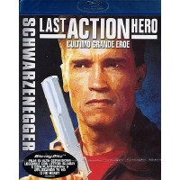 Last Action Hero - Arnold Schwarzenegger Blu Ray
