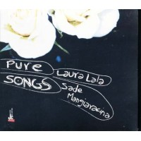 Laura Lala E Sade Mangiaracina - Pure Songs Digipack Cd