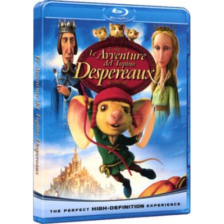 Le Avventure Del Topino Despereaux Blu Ray