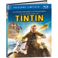 Le Avventure Di Tin Tin Edizione Limitata 1000 Copie Blu Ray