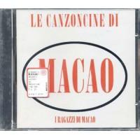 Le Canzoni Di Macao - Boncompagni Cd