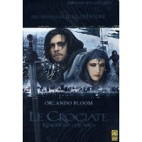 Le Crociate Tin Box - Orlando Bloom/Ridley Scott Edizione Speciale 2x Dvd