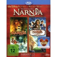 Le Cronache Di Narnia Die Chroniken Von Collection 4 Blu Ray Audio Italiano Dts