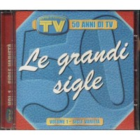 Le Grandi Sigle Varieta' - Kessler/Pavone/Carra'/Goggi/Mina/Lauzi Cd
