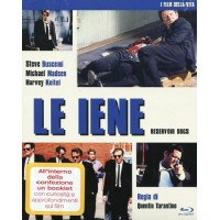 Le Iene - Quentin Tarantino/Harvey Keitel Blu Ray + Booklet