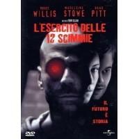 L' Esercito Delle 12 Scimmie  Bruce Willis/Pitt Dvd