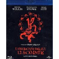 L' Esercito Delle 12 Scimmie - Bruce Willis/Brad Pitt Blu Ray