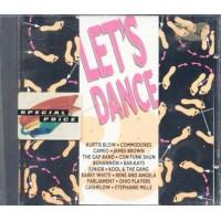 Let'S Dance Vol. 2 - Commodores/Cameo/Gap Band/Bar-Kays Cd