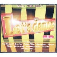Let'S Dance Vol. 1 64 Hits - Gazebo/Cecchetto/Righeira/D'Agostino/Fargetta 4X Cd
