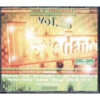 Let'S Dance Vol. 3 64 Hits - Eiffel 65/Snap/Samantha Fox/Datura 4X Cd Cd