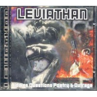 Leviathan - Riddles Questions Poetry & Outrage Cd