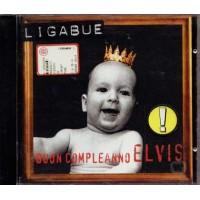 Ligabue - Buon Compleanno Elvis Cd