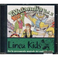 Linea Kids Tivulandia 2 - Fidenco/Cavalieri Del Re/Superobots Cd