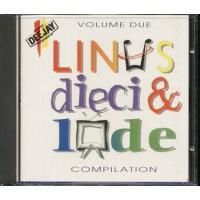 Linus Dieci E Lode Vol. 2 - Coolio/Marvin Gaye/Drifters/Lynyrd Skynyrd Cd