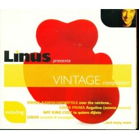 Linus Presenta Vintage - Louis Prima/Jobim/Cohen/Marvin Gaye Cd