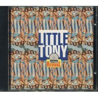 Little Tony - Durium Revival Cd