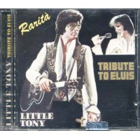Little Tony - Tribute To Elvis Presley Cd