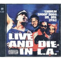 Live And Die In L.A. - Eminem/Snoop Dogg/Dr.Dre/2Pac Cd