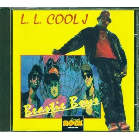 Beastie Boys/L.L. Cool J Il Grande Rock Italy Promo Cd