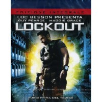 Lockout - Guy Pearce Blu Ray