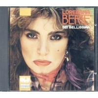 Loredana Berte' - Sei Bellissima Prima Stampa No Barcode Cd