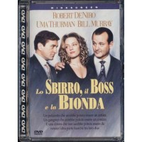 Lo Sbirro Il Boss E La Bionda - Robert De Niro Dvd Super Jewel Box