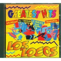 Los Locos - Greatest Hits Cd