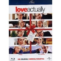 Love Actually - Hugh Grant/Liam Neeson/Colin Firth Blu Ray