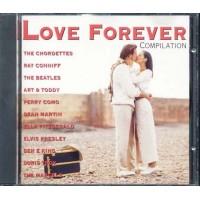 Love Forever - Beatles/Chordettes/Presley/Marcels Cd