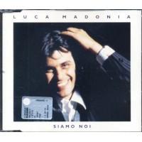 Luca Madonia - Siamo Noi Promozionale (Denovo/Battiato) Cd