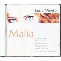 Lucia Minetti - Malia Cd
