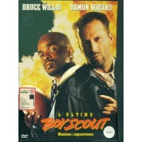 L' Ultimo Boy Scout - Bruce Willis Snapper Dvd