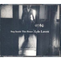 Lyle Lovett - Step Inside This House Fat Box Photobook + 2x Cd