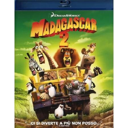 Madagascar 2 Blu Ray
