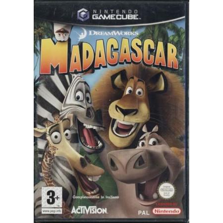 Madagascar Gamecube