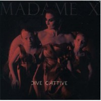 Madame X - Dive Cattive Cardsleeve Promo Cd