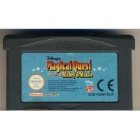 Magical Quest Mickey & Minnie Disney In Game Boy Advance