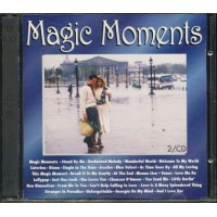 Magic Moments - Perry Como/Jim Reeves/The Beatles/Elvis Presley Cd