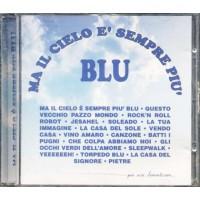 Ma Il Cielo E' Sempre Piu' Blu - Gaber/Camerini/New Dada/New Rokes Cd